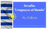 Desafío Uruguayos al Mundo 2018