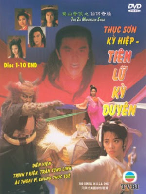Thục Sơn Kỳ Hiệp 2 (1991) - The Zu Mountain Saga (1991) - USLT - 20/20