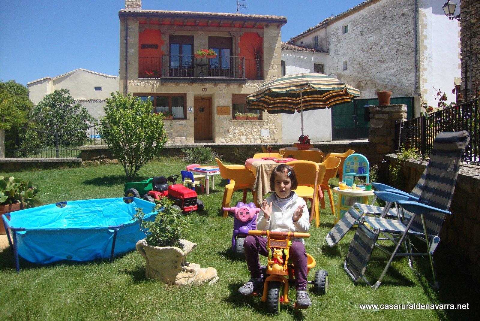 Turismo rural en navarra pierdete en casa rural - Paginas de casas rurales ...