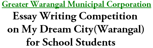essay on city of my dreams People generally dream about the place they want to see they always wanted to go to that place that can provide them peace and comfort all people have dream destination in their life.
