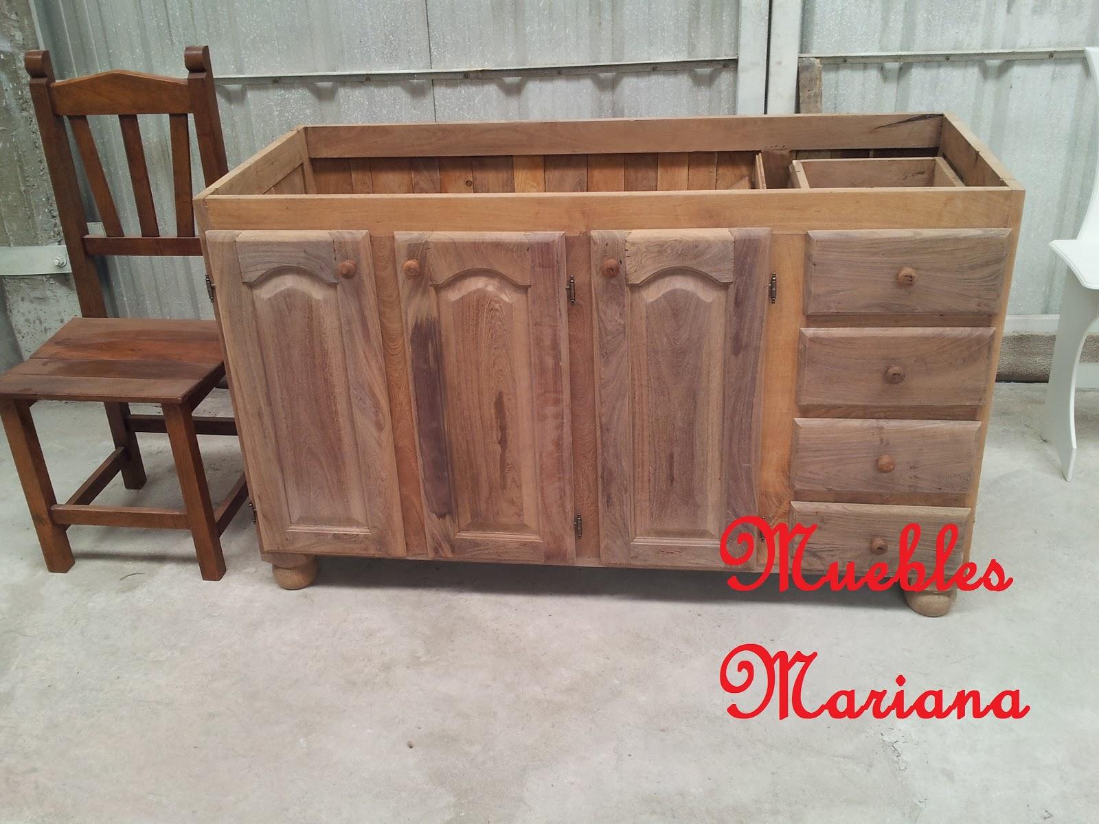 Muebles de cocina algarrobo 7020597 disponible en bs for Muebles de cocina zona norte