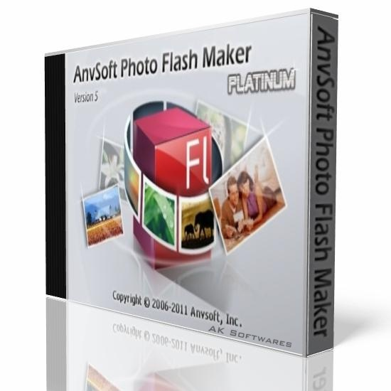 Anvsoft Foto Flash Maker Platinum 5.48 Serial
