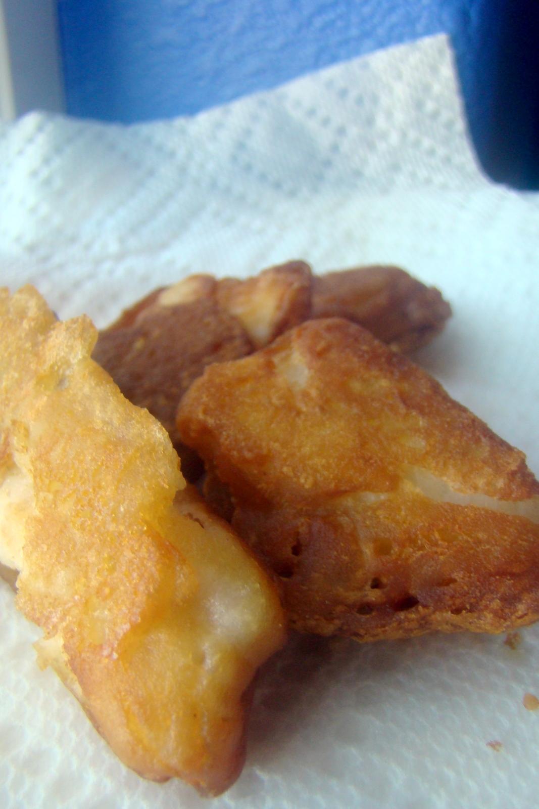 Nourished and nurtured crispy kombucha battered fish with for Fish sauce gluten free