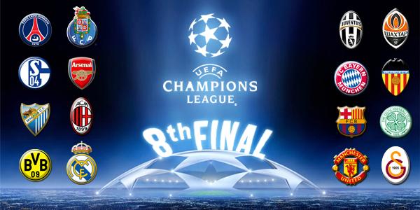 inovLy media : Jadwal Lengkap 16 Besar LIga Champions 2012/2013