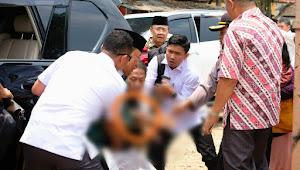 Menkopolhukam Wiranto Dikabarkan Ditusuk Orang Tidak Dikenal