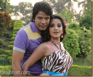 Viraj Bhatt & Monalisa Next Bhojpuri Film is 'Hitler'