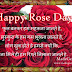 Happy Rose Day Shayari Message Wallpapers for Whatsapp