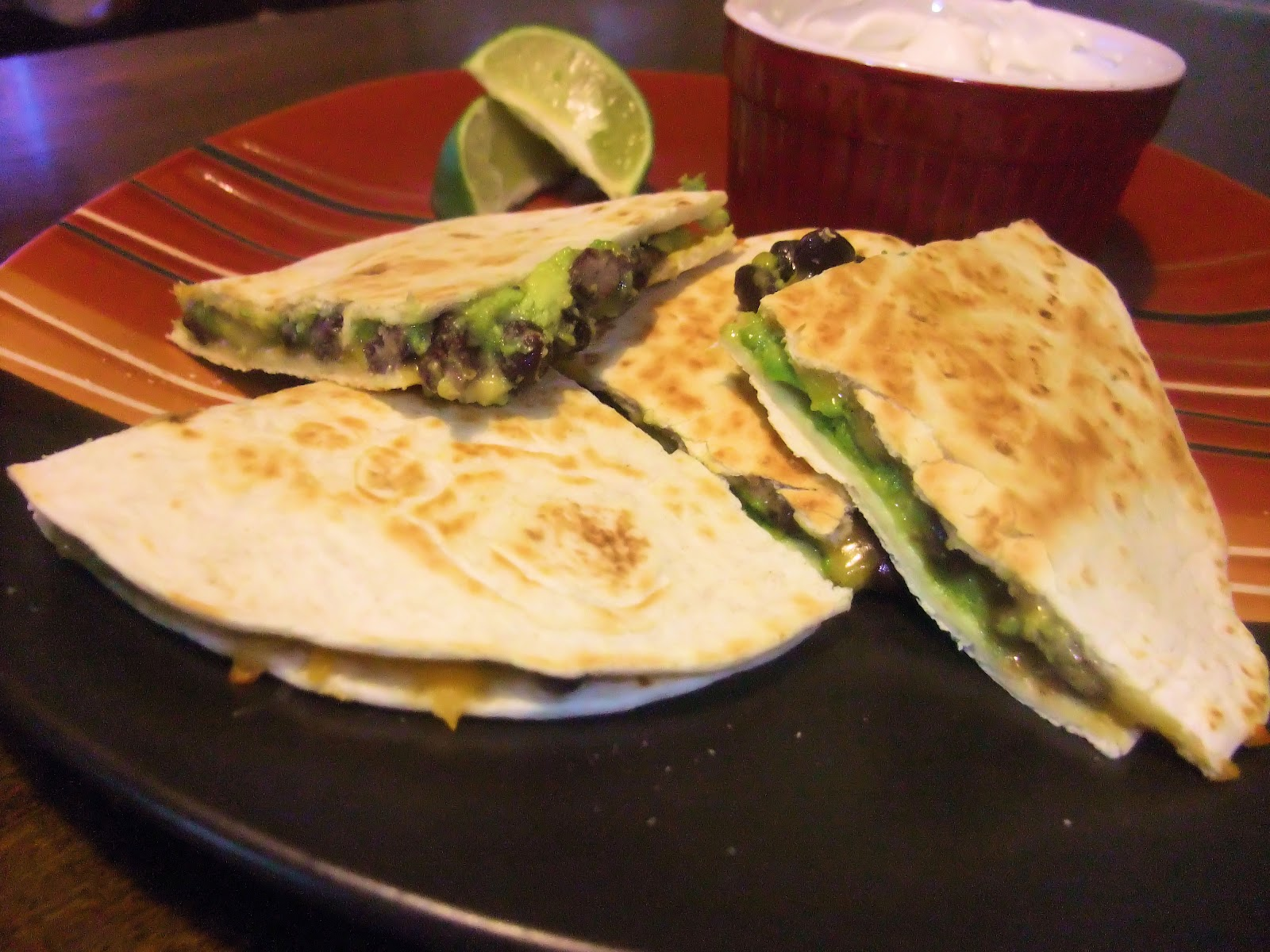 ... black bean avocado and cheese quesadillas salsa recipe chicken black