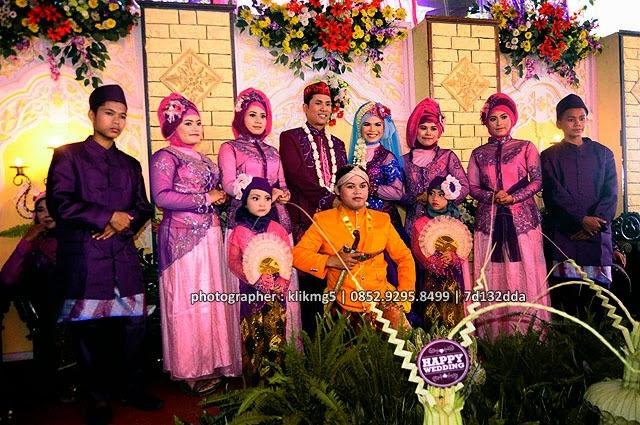 Hijab Modifikasi Pada Gelaran Tata Rias Panjiwedding.ga, Rias Pengantin Purwokerto | Fotografer : Klikmg5