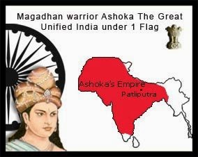 BIHAR UPRISING: The great emperor of india- ASHOKA