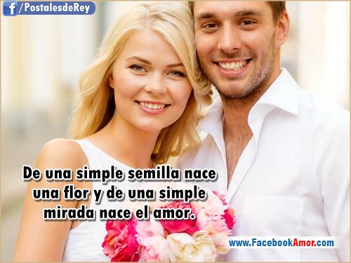 Frases bonitas para facebook de amor