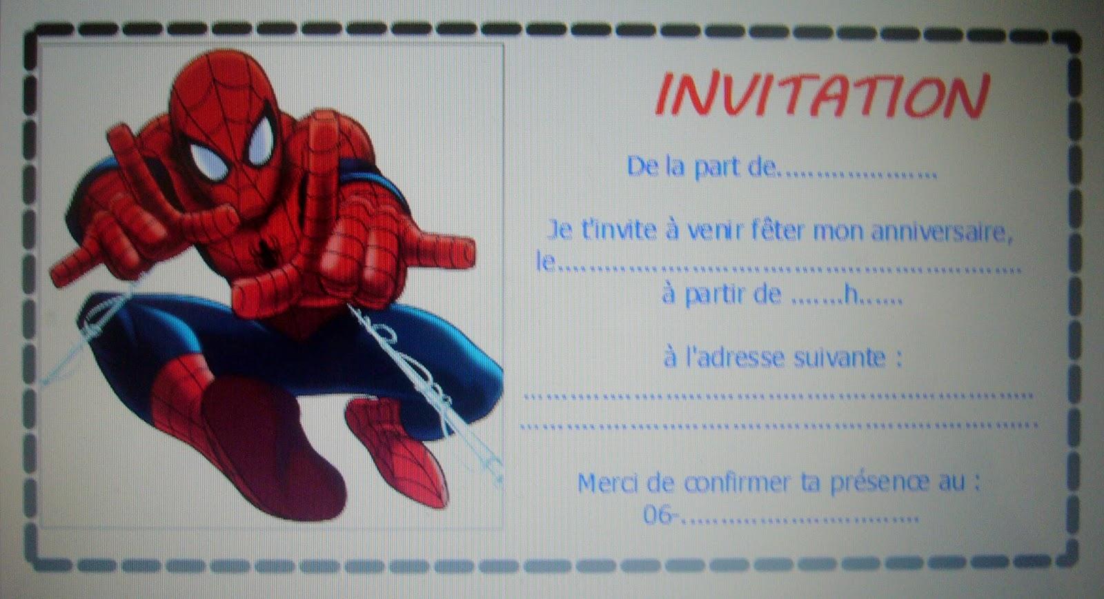 Les petits rois les gratuits - Photo de spiderman a imprimer gratuit ...