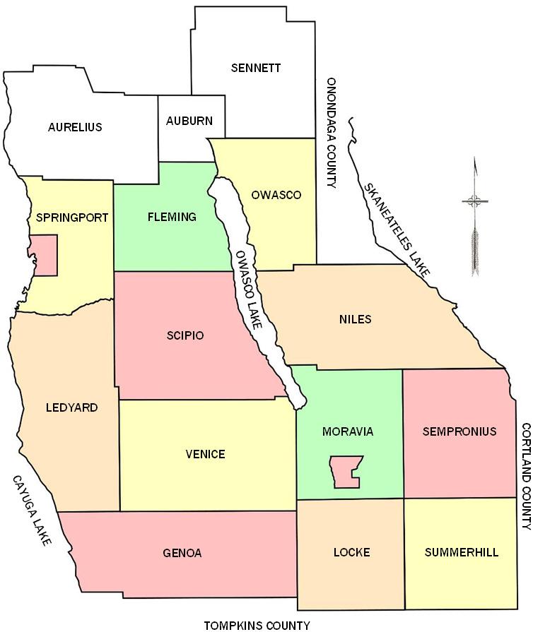 Cayuga-Owasco Lakes Historical Society: About on