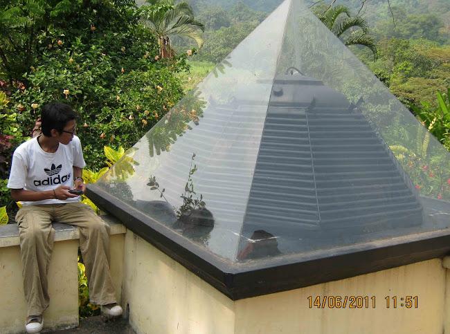 Mesin Penghangat Air Tenaga Matahari sederhana