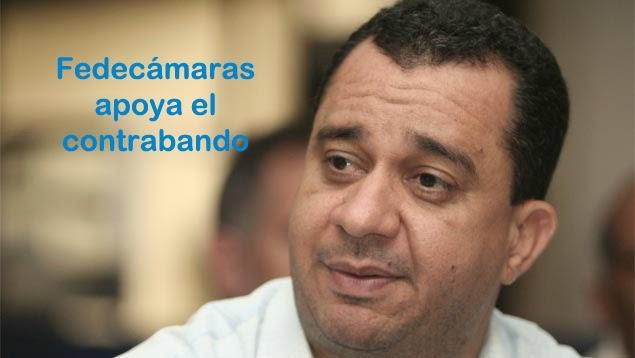 Julio Chávez: Fedecamara apoya el contrabando
