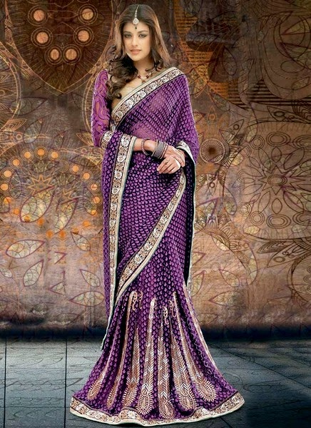 Indian Festive Saree Collection-14