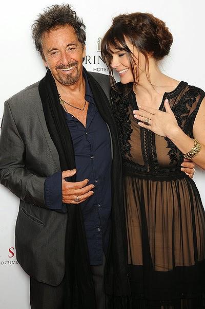 Solo Lucia and Al Pacino