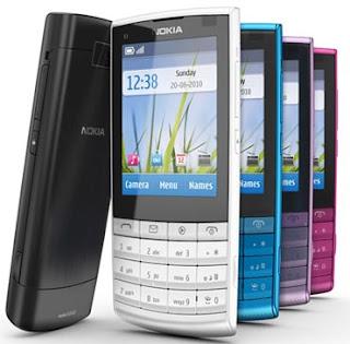 Nokia X 3-02 Smartphone