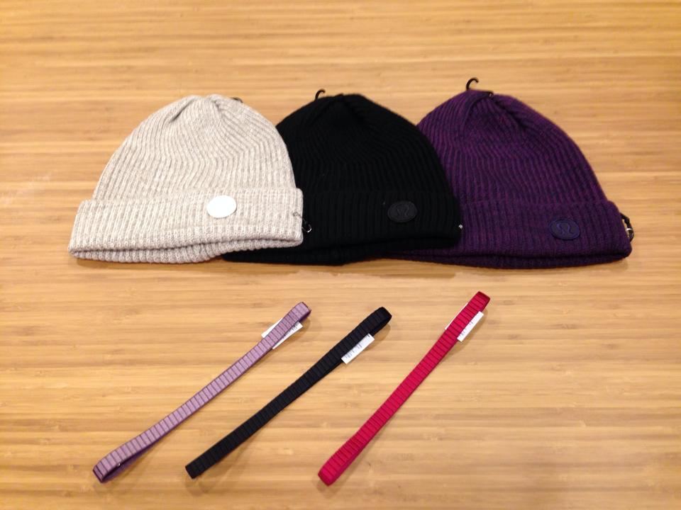 lululemon twisted bliss toques