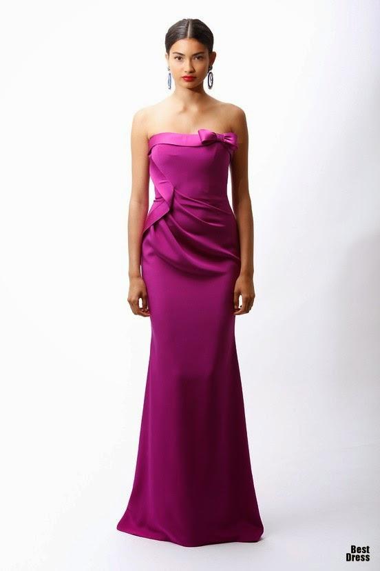 Vestidos de moda largos para señoras | Colección Vestidos 2015