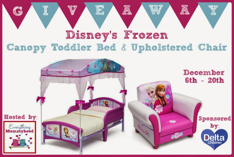 frozen canopy toddler bed upholstered chair giveaway found frolicking