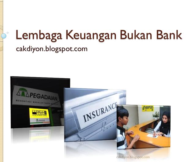 Bahan Ajar Ips Smp Lembaga Keuangan Bukan Bank