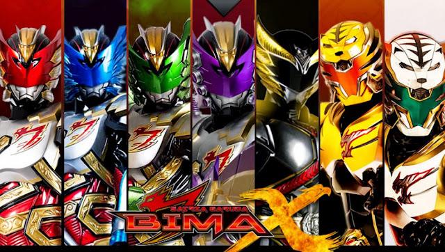 Game Online BIMA X