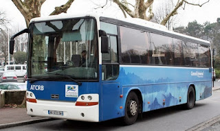 Autobús ATCRB Pyrenées Atlantiques