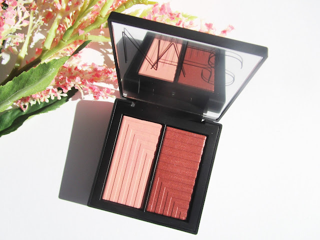 colorete Dual-Intensity Blush de NARS Fervor