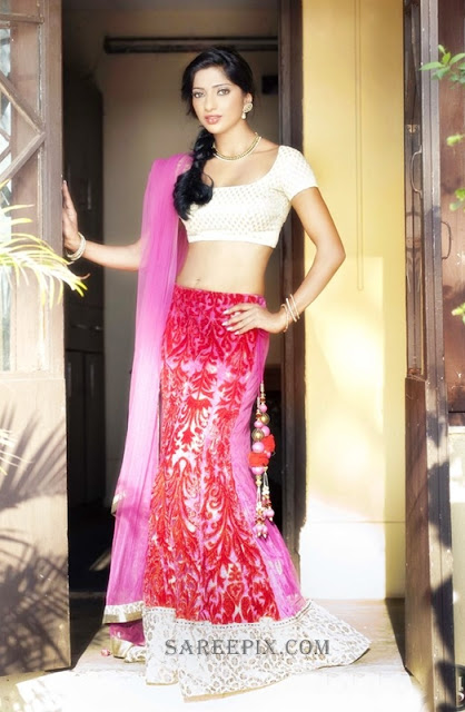 actress-Divyani-singh-lehenga-saree-photoshoot