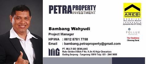 Bams Bambang Wahyudi jual beli sewa property
