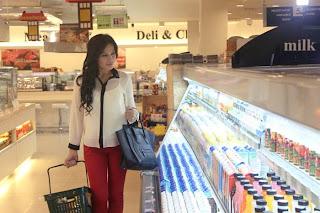 pasar modern di Bintaro Jaya The Professional's City - Perumahan jakarta selatan