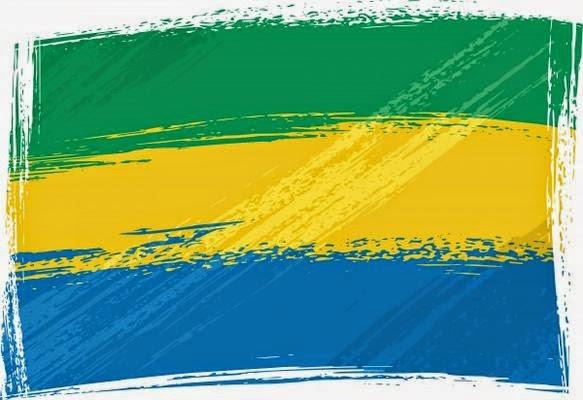 National Flag of Gabon