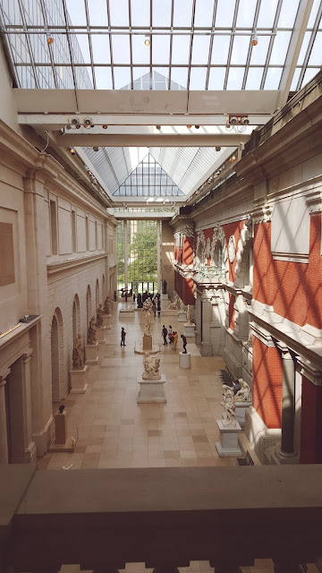 New York's Metropolitan Museum of Art MET