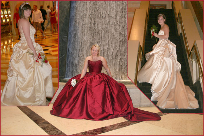 Celebrity Weddings Beauty Dress