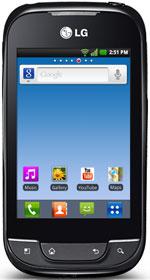 Harga LG Optimus Dual P698