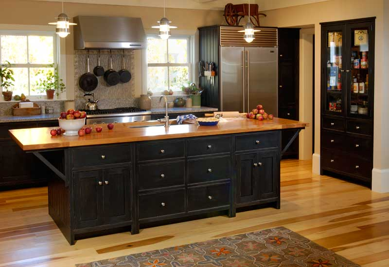 Black Country Kitchen beauty 4 ashes: inspiration files: black kitchens