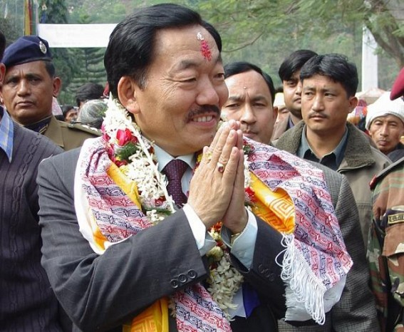 Pawan Chamling and SDF Govt Completes 21 Years in ‪Sikkim‬