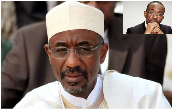 Emir of Kano Mallam Sanusi Lamido Sanusi