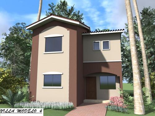 Ingenieria civil uancv fachadas modernas for Fachadas de casas modernas en quito