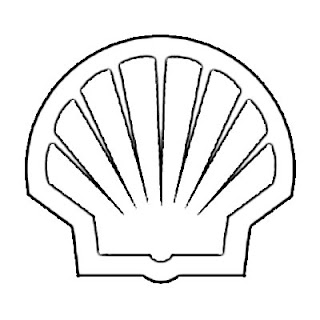 Shell Logo Sketch