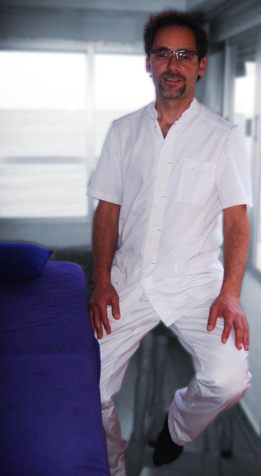 Fernando Alvarez. Osteopatía en Alicante