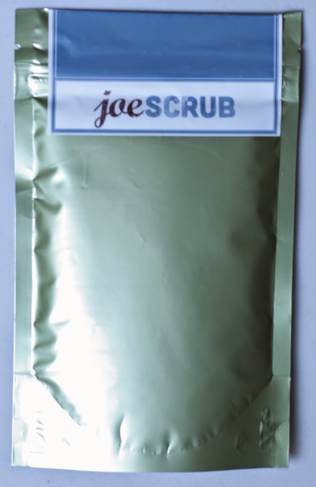 Ground coffee body scrub, pic 1