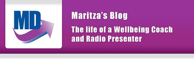 Maritza's Blog