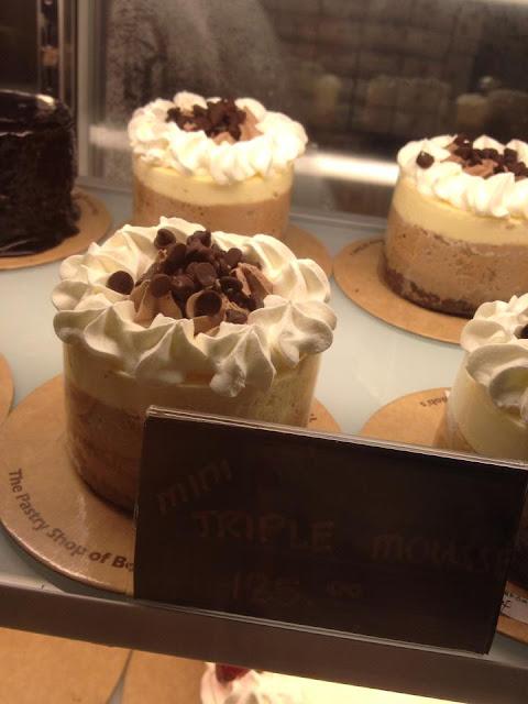 Cakes - Cab Cafe