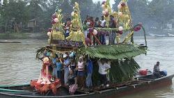Celebración en Timbiquí-Cauca