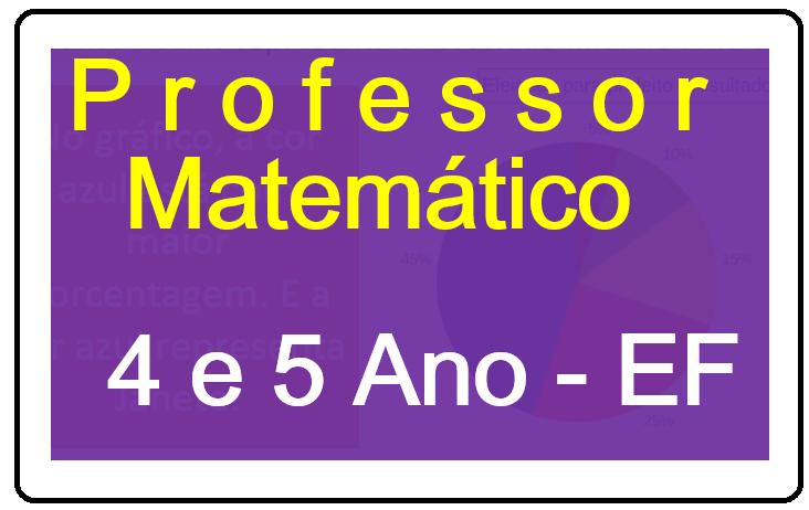 Materiais de Matemática 4º e 5º ano