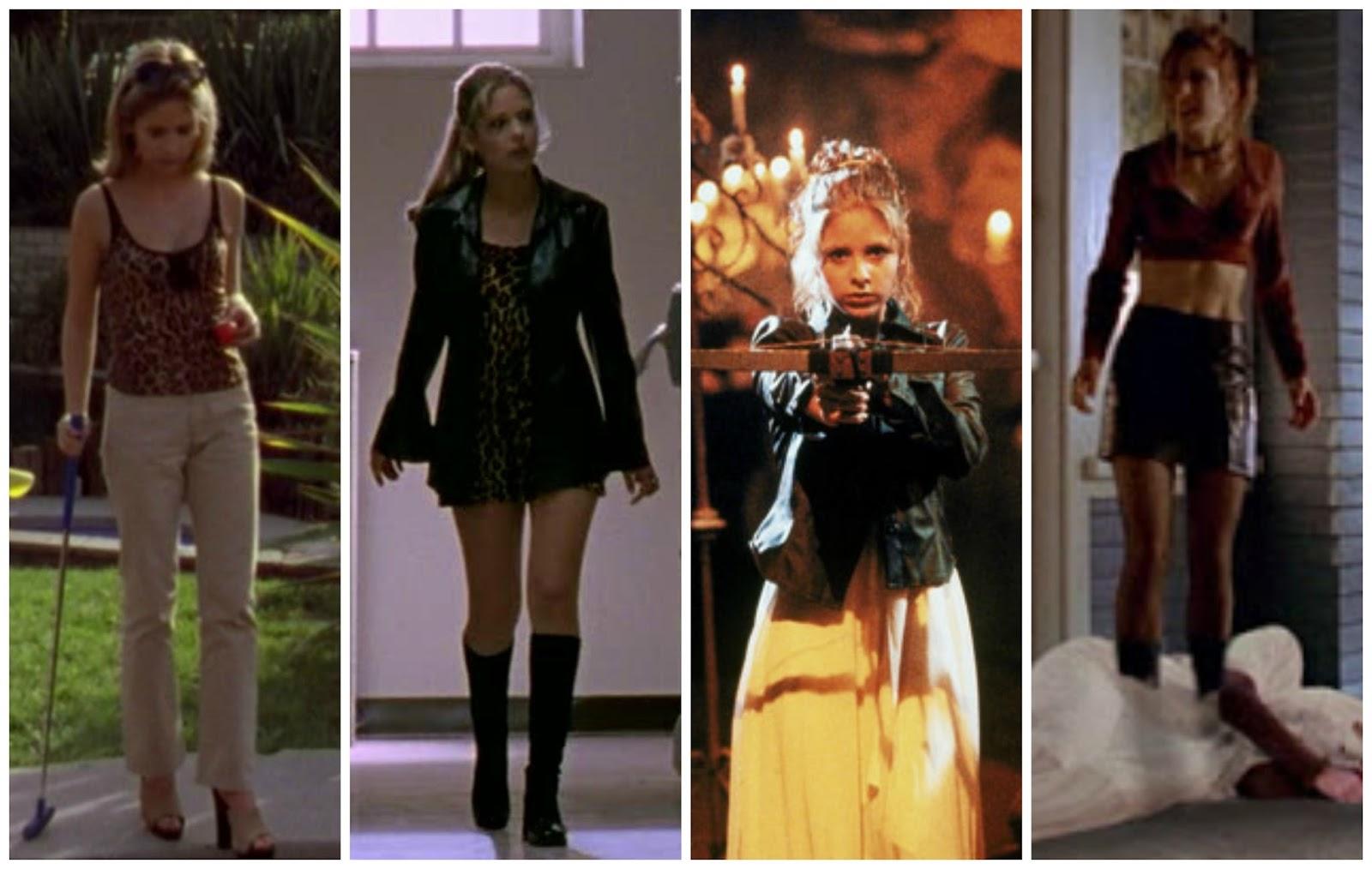 StonesGotStyle: Fashion Flashback- Buffy the Vampire Slayer.