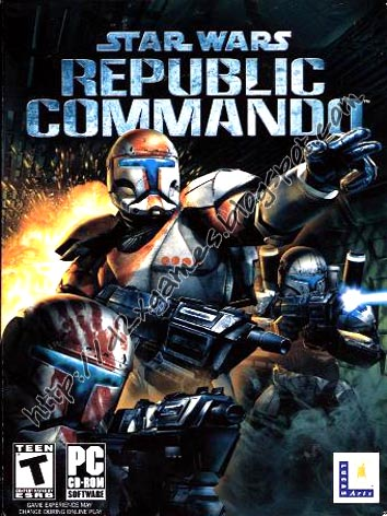 Free Download Games - Star Wars Republic Commando