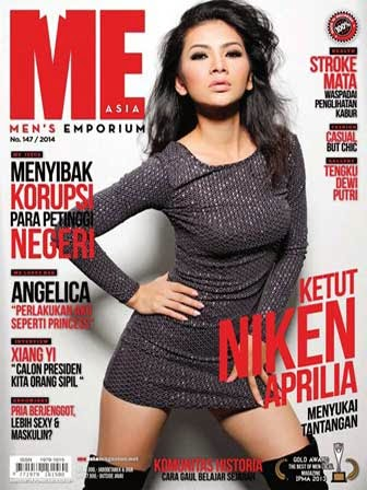 ME Asia Edisi 147 Th.2014 | Men's Emporium Asia 147